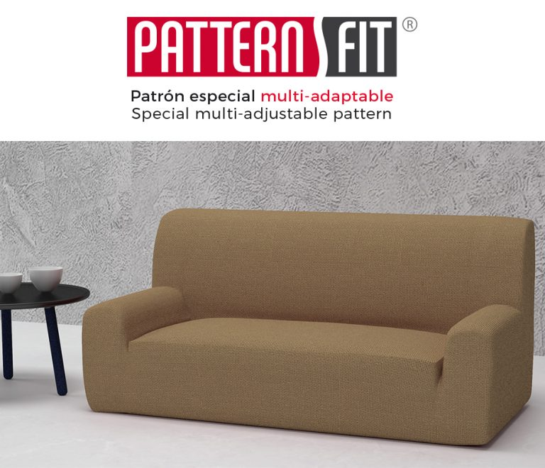 Funda de sof pattern fit de belmarti for Especie de sofa